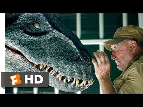 Jurassic World: Fallen Kingdom (2018) - The Jaws of the Indoraptor Scene (7/10)   Movieclips