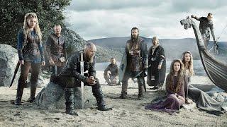 Vikingek 1-2-3-4. évad
