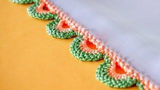Stitching Tutorial : Make Your Dress Design or Neck Design Look Better | DIY Stitching #27