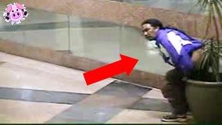 Bizarre Human Behaviour Caught on Camera