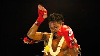 Khmer Vs Thai Boxing Keo Rumchong Vs Aeaw Lumatulee Thai 28 December 2014