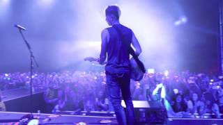The Vamps - Wake Up live
