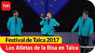 El humor de Los Atletas de la Risa llegó a Talca | Festival  de Talca 2017