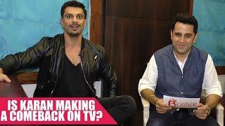 Short Talk - Is Karan Singh Grover Making A Comeback On TV?