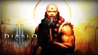 ♥ Diablo 3 (Monk Gameplay) - Uliana's Is Amazing