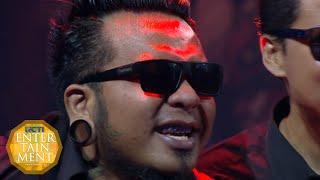 Endank Soekamti ft The Rain - Terlatih Patah Hati [Konser Pemenang AMI 2015] [29-09-2015]