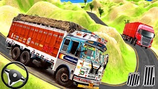Indian Truck Driver Cargo Duty - Offroad Truck Driving - Android GamePlay