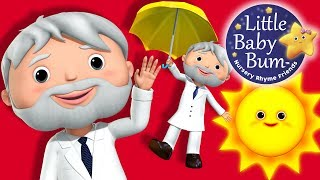 Doctor Foster | Nursery Rhymes | By LittleBabyBum!