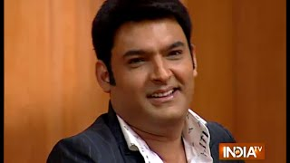 How Kapil Sharma use to Flirt in College Days | Aap Ki Adalat - India TV