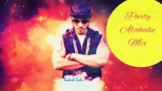 Bollywood Party Dj Mix  - Hindi remix Nonstop Latest Songs 2016