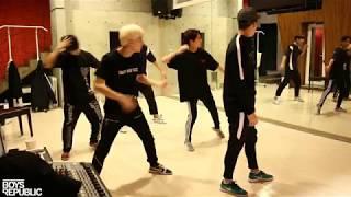 소년공화국(BoysRepublic)-'중독(Overdose)+Dance Performance' Dance Practice Video