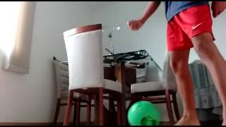 #Dribles de futebol em Slow Motion (camera lenta)