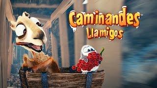 [Caminandes 3: Llamigos] - Animation Short Film for Children