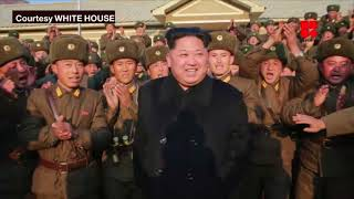 Trump showed Kim Jong Un this Hollywood Movie style video