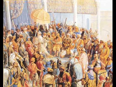 Dhadi - Final message of Maharaja Ranjit Singh