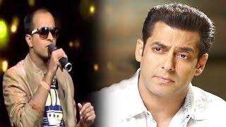 Salman Visits Visually-Impaired 'Sa Re Ga Ma Pa' Contestant Jugpreet Bajwa, Gives Him A Hug