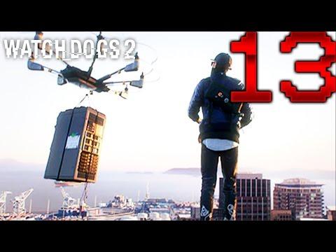 Watch Dogs 2 LOS POLICÍAS CORRUPTOS Parte 13