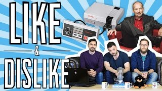 LIKE & DISLIKE: NES Mini, Peter Moore, The Witcher, PlayerUnknown's...