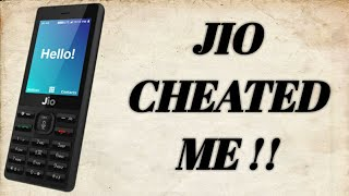 JIOPHONE SCAM ??? THE REALITY EXPLAINED (BENGALI)
