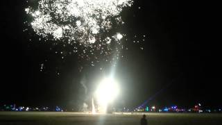 Nuclear Dream at Burning Man 2014