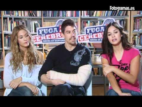 Entrevista a Patricia Montero Adrián Lastra y Paula Prendes