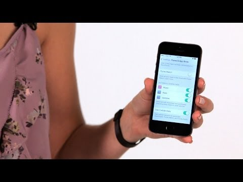 Auto Download New Apps, Music & Books | iPhone Tips