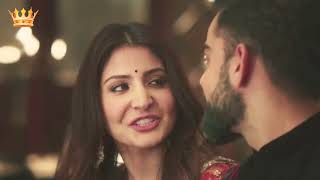 Mai raat din ye dua karu | virat and Anushka romantic whatsapp status videos |