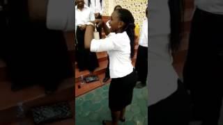 Yuda thadei choir (bugando》 Funny birthday song