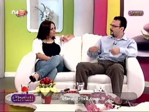 Bilinçaltı nedir Ebruli TV8 cenkkahvecioglu