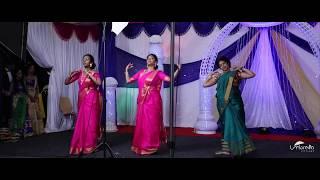 Tamil Girls Wedding Dance