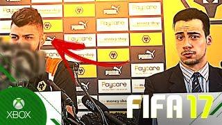 O GRANDE ATACANTE CHEGOU !!! - FIFA 17 - Modo Carreira #64 [Xbox One]