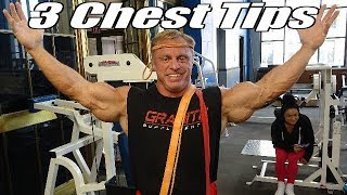 Can't feel your chest when lifting? 3 expert tips to solve that problem