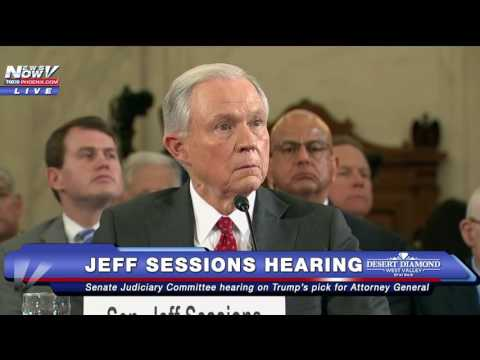 PART 3 Confirmation Hearing of Trump Attorney General Nominee Jeff Sessions
