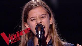 Metallica - Enter sandman   Gaétan   The Voice Kids France 2018   Blind Audition