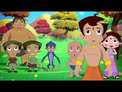 Jham Jham Jhamboora song - Tamil from Chhota Bheem And The Curse Of Damyaan Movie