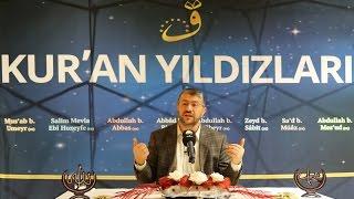 Kur'an'ın Muhafızı Olmak: Salim Mevla Ebî Huzeyfe (r.a.) | Muhammed Emin Yıldırım (Almanya)