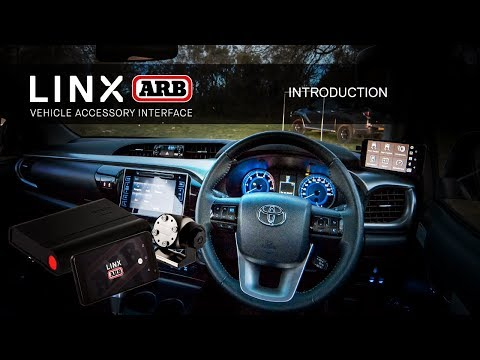 ARB LINX | Vehicle Accessory Interface (Introduction)