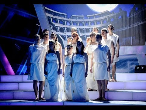 Xxx Mp4 Gladiator Soundtrack Gladiator Theme Now We Are Free Indigo Choir HQ Live 3gp Sex