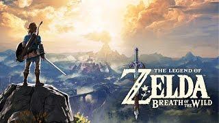 ZELDA BREATH OF THE WILD - Gameplay do Início, em Português, no Nintendo Switch!