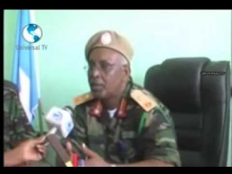 somali saraakiishii hore ee milateriga somalia oo xamar kulan ku yeeshay