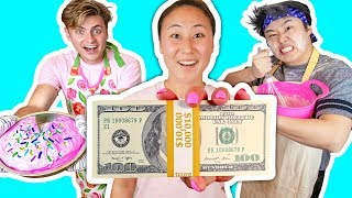FIRST TO BAKE A CAKE WINS $10,000!!