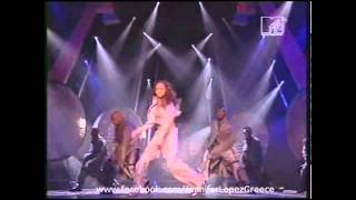 Jennifer Lopez - Love Don't Cost a Thing (Live at MTV EMA 2000)