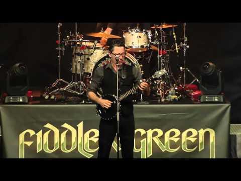 FIDDLER'S GREEN - A BOTTLE A DAY (Official Live Video)