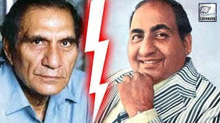 B. R. Chopra Threatened Mohd. Rafi To Create Another Rafi