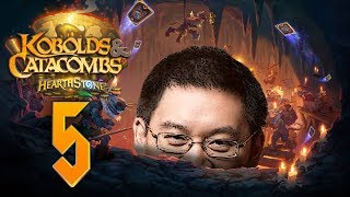 THIS NEUTRAL CARD IS A VALUE OFFENSE! - Kobolds and Catacombs Review #5