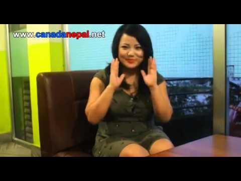 Jyoti Magar : Interview with singer Jyoti Magar Canada Nepal