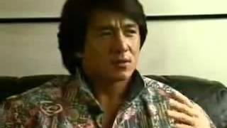Jackie Chan   Bruce Lee Interview