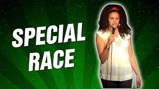 Special Race (Stand Up Comedy)