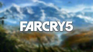 FAR CRY 5 Official Teaser Trailer (Cowboy Western Game 2017)