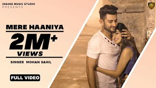 Mere+Haaniya+%7C+Full+Video+%7C+Mohan+Sahil+%7C+Latest+Punjabi+Song+2017+%7C+Qatar+GS+Records